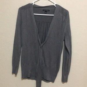 Banana Republic grey sweater